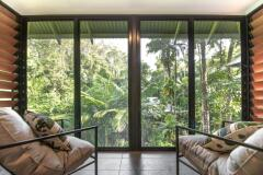 Rainforest Treehouse style Eco Accommodation in a Lagoon Bayan at Daintree Eco Lodge and Spa Resort
