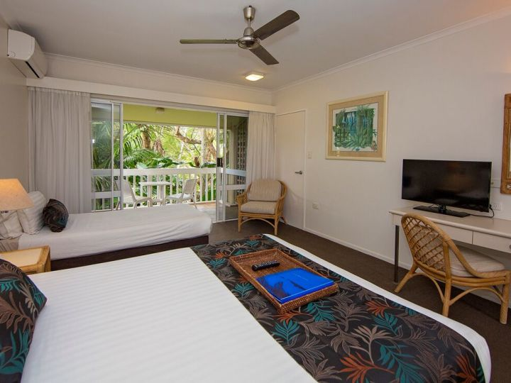 Rainforest Resort Room - Mission Beach Accommodation