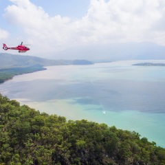 Rainforest Scenic Flight Departing Port Douglas Daily