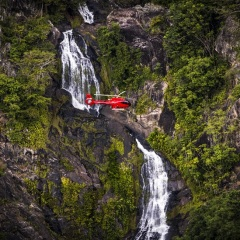 Rainforest Scenic Flight Over Waterfalls | Departs Port Douglas