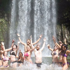 Rainforest & Waterfalls Backpackers Full Day Tour