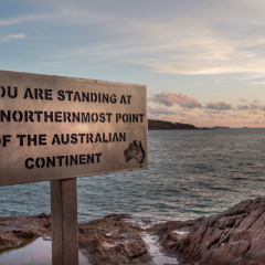 Reaching The Top End Of Australia