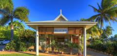 Reception - Sovereign Resort Cooktown