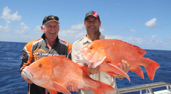 Red Emperor Cairns Fishing Charter