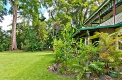 Red Mill House Garden | Family Holiday In The Daintree Rainforest
