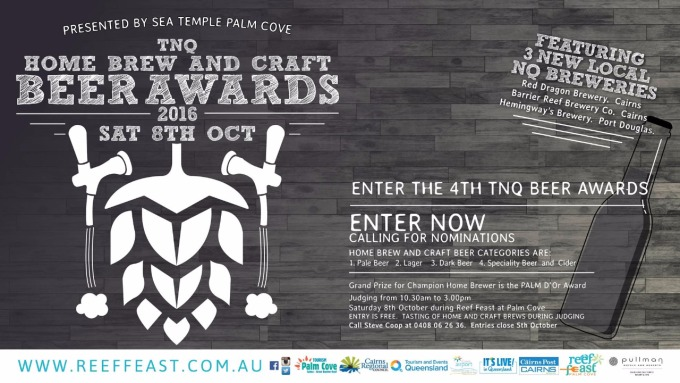 reef feast beer awards