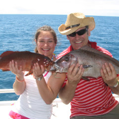 Port Douglas Reef Fishing
