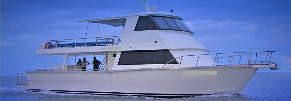 Private Fishing Charter Departs From Port Douglas In North Queensland