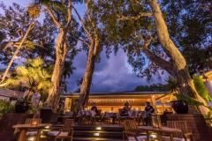 Reef House Restaurant Palm Cove at Twilight