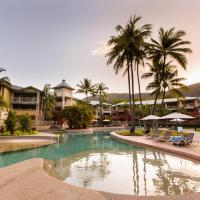 Relax by the Pool at Amphora Street Private Holiday Apartments, Palm Cove