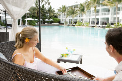 Relax By The Sandy Lagoon Pool At Peppers Port Douglas | Tropical North Queensland Australia