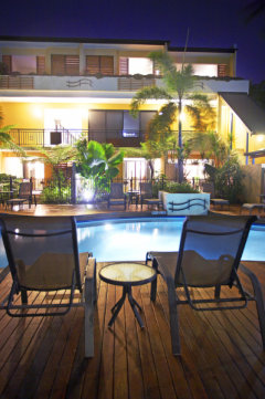 Relax by the Swimming Pool at Mantra Heritage Resort
