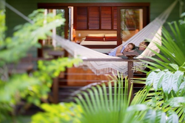 Relax in your Hammock on your Balcony