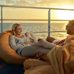 Relax On The Great Barrier Reef | Sleep On A Pontoon