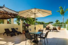 Relax on the Roof Deck with Ocean Views at Sea Change Beachfront Apartments