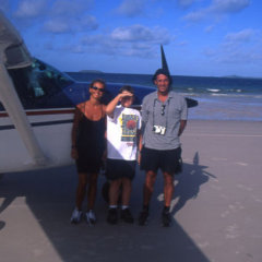 Remote Beach landing - Cape York