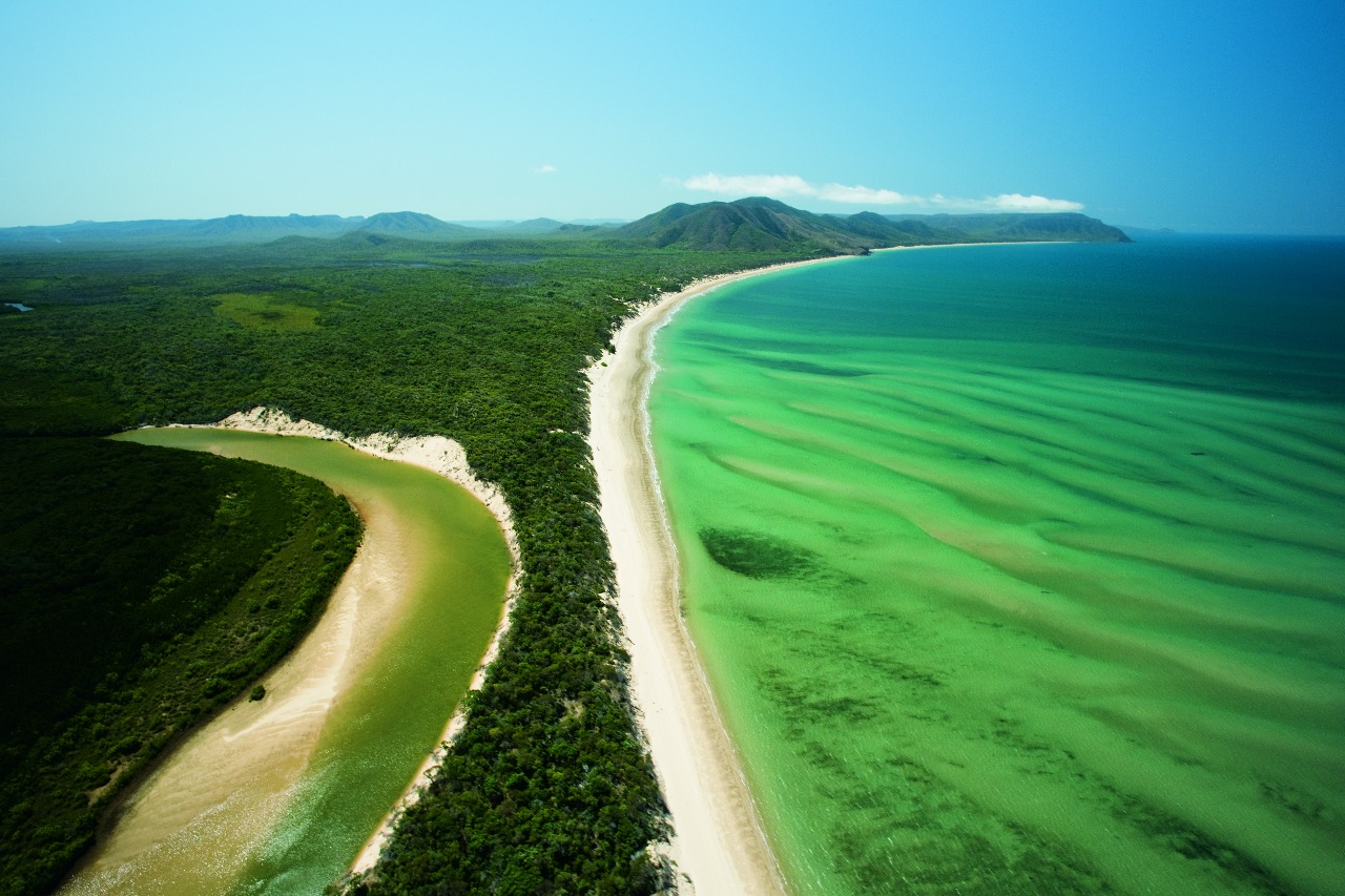 Cairns Attractions Innisfail To Cooktown Map Cairns