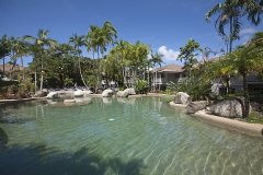 Reef Resort Port Douglas-Main Lagoon Swimming 2