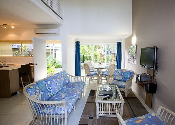 Three Bedroom Palm Villas