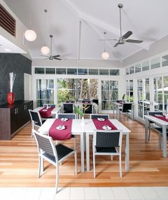 Port Douglas Resort Straits Cafe, Restaurant & Bar