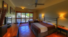 Resort Room - Sovereign Resort Cooktown