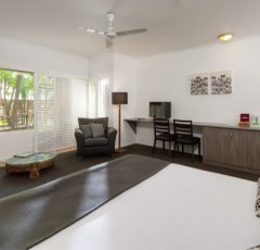 Resorts Newly Refurbished Deluxe Rooms - Ramada Resort Port Douglas