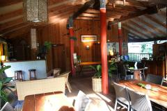 Restaurant at Mungumby Lodge Cooktown