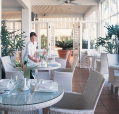 Restaurant at Hotel Cairns