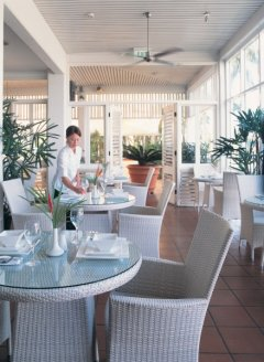 Restaurant at The Hotel Cairns Ramada by Wyndham