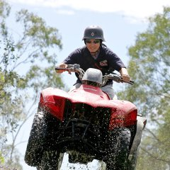 Ride like a devil on our Cairns ATV and quad bike tours