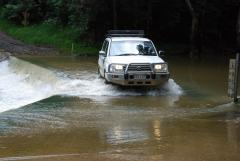 River Crossing - Mungumby Lodge Cooktown