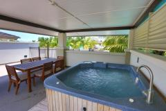 Roof Top Penthouse with private Jacuzzi Spa and Dining - Private Apartments within Sea Temple Port Douglas