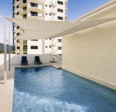 Roof Top Swimming Pool - Park Regis City Quays Cairns