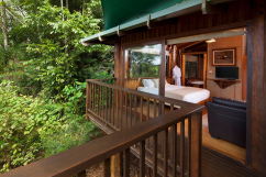 Rose Gums Wilderness Retreat - Atherton Tablelands