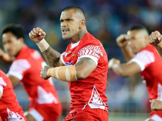 rugby league world cup cairns teams | Tonga