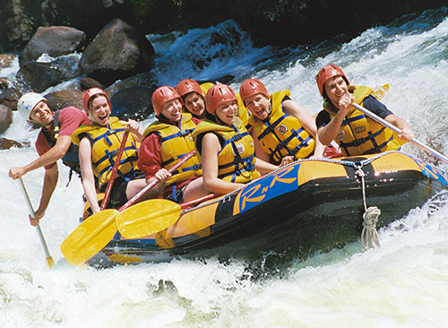 Cairns Attractions | Cairns White Water Rafting | Cairns