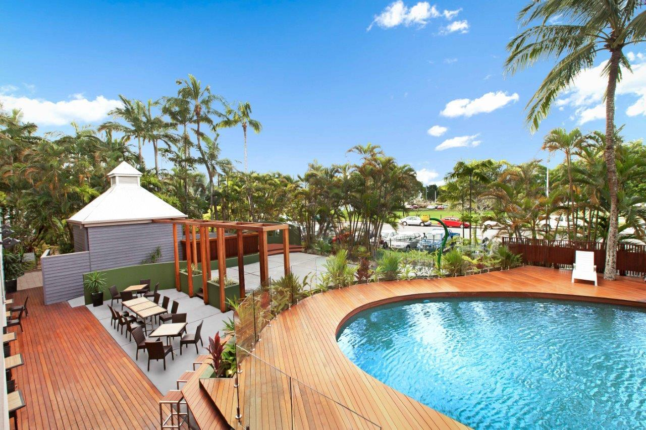 Cairns Esplanade Resort Accommodation Cairns Hotels