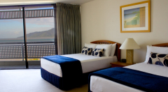 Rydges Esplande Ocean View Room - Queen Bed or 2 Double Beds