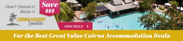 Best Value Accommodation Deals in Cairns