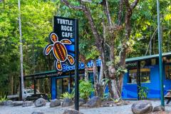 Safari Lodge Cape Tribulation & Turtle Rock Cafe - Safari Hut Accommodation