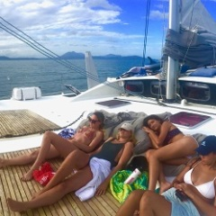 Sail the Great Barrier Reef from Port Douglas on your Private Charter Yacht