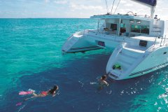 Sailaway on the Great Barrier Reef