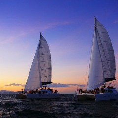 Sailaway Sisters | Sunset Cruise Departing Port Douglas | North Queensland Australia