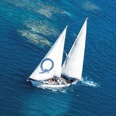 Sailing tours Great Barrier Reef Australia