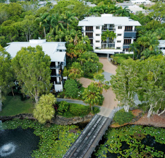 Sanctuary Palm Cove Luxury Apartment style accommodation, close to Palm Cove Beach