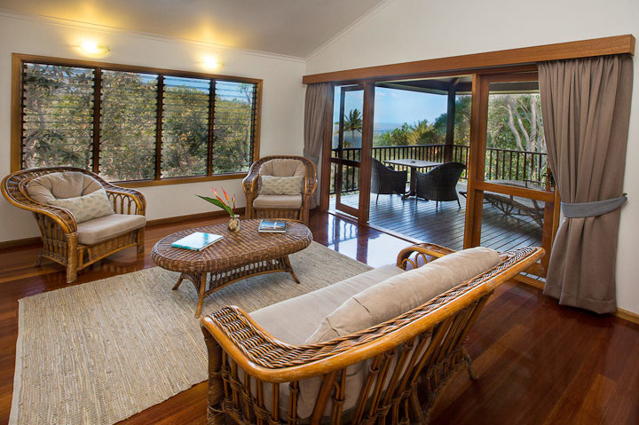 Sandpiper Suite at Thala Beach Lodge