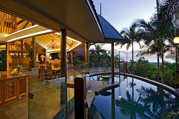 Sapphire Ridge Luxury Holiday Home ...