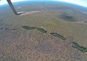 Scenic Flights & Overnight Stay at Undara with Outback Overnight Adventures