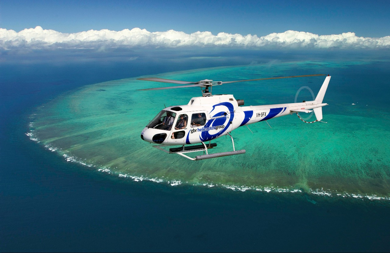 Cairns Attractions Cairns Helicopter Flights Cairns