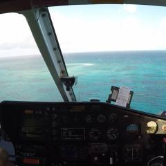 Scenic Reef Flight | Helitours NQ